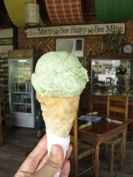 Malunggay Ice Cream